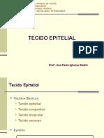 TECIDO TEGUMENTAR