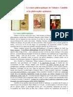 Theme VII Le Conte Philosophique de Voltaire