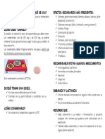 Capecitabina díptico