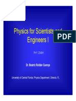 pyhsic for the engineers
