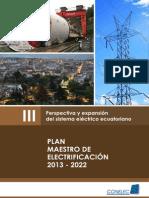 PME 2013-2022 VOL 3_Perspectiva y Expansión Del Sistema Eléctrico Ecuatoriano