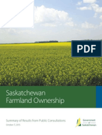 Farmland Owner Executive Summary