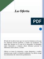 05 La Oferta