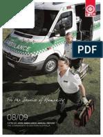 2008 2009 Annual Report