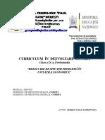 CDL COMERŢ IX,Profesionala