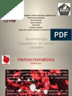 Enfermedades inflamatorias sistémicas