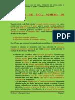 Ejercicios de Mol Numero de Avogadro y Composicion Centesimal