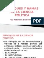 SESIÓN 5 ENFOQUES Y RAMAS DE LA CIENCIA POLÍTICA..pptx