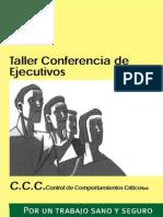Taller Conferencia de Ejecutivos