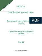 las Ecociudades.docx