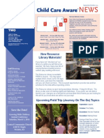 September October 2015 Newsletter