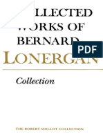 Bernard Lonergan Collection