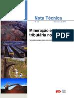 Justiça tributária e mineração
