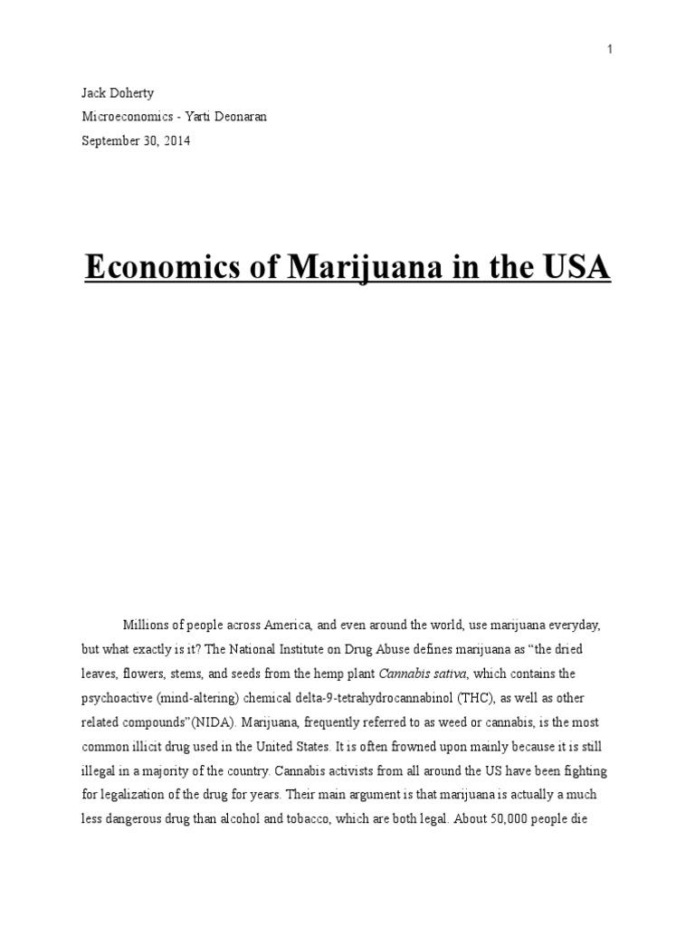 Marijuana Essays: Examples, Topics, Titles, & Outlines