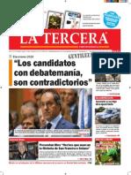 Diario La Tercera 07.10.2015