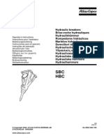 Manual Operac y Mantenim Series SBC - Hbc