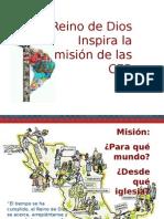 6 El Reino Inspira La Misión de Las CEB