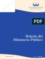 Boletin MP N27