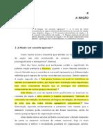 5 - A Nação - Ciência Polìtica - Paulo Bonavides