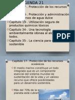 Clase 2 Agenda 21