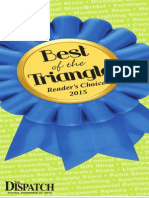Best of the Triangle 2015