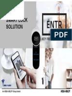 ENTR Smart Lock Solution