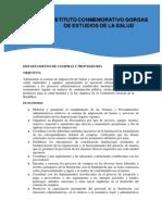 Departamento de Compras y Proveeduria[1]