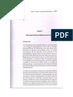 1. de Wit, H. (2002) en La Dispersión El Texto Es Patria-Lectura Hermnéutica. Costa Rica-UBL, Pp. 217-232