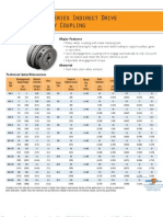SKB Series Indirect Drive Safety Coupling