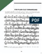 Plain Turnaround