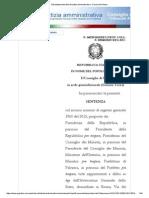 GIARDINELLO SENTENZA 2015 SETTEMBRE Sito Istituzionale Della Giustizia Amministrativa - Document Viewer