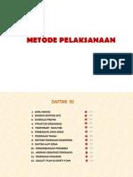 Metode Pelaksanaan Gedung (1)