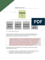 Los Conceptos Básicos de ITIL V3