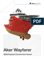 Brochures AkerWayfarer II Premiliminary