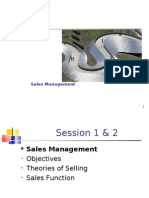 Unit 5 Sales Management