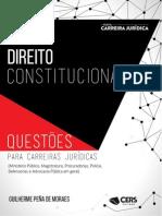 2923degustacao Direito Constitucional Questoes