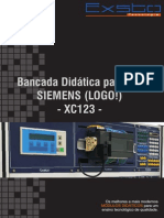 Banco de Ensaios Para Rele Programavel Siemens Logo