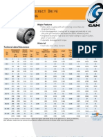 SKG Series Indirect Drive Safety Coupling