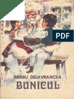 Barbu Ştefănescu-Delavrancea - Bunicul