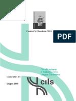CILS quaderno B1