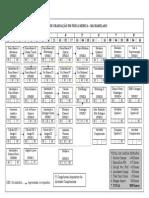 Anexo II - Fluxograma Com Novos Códigos Sintetizado