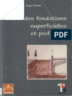 Calcul Des Fondations