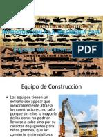 Maquinaria de Construcciön