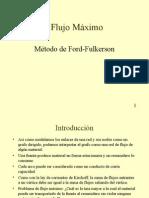 Maximum Flow Guillermo
