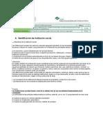 Identificación de Institución Social 2.1