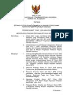 KepMen 45 2011 Estimasi Potensi SDI Tiap WPP