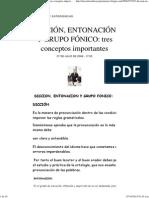 Dicción, Entonación y Grupo Fónico_ Tres Conceptos Importantes _ Incoral, Sonidos y Experiencias