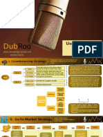 Dubroo Marketing & Financial Plan