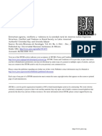 Estructura Agraria Conflicto Al Cristobal Kay