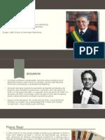 Fernando Henrique Cardoso Trab